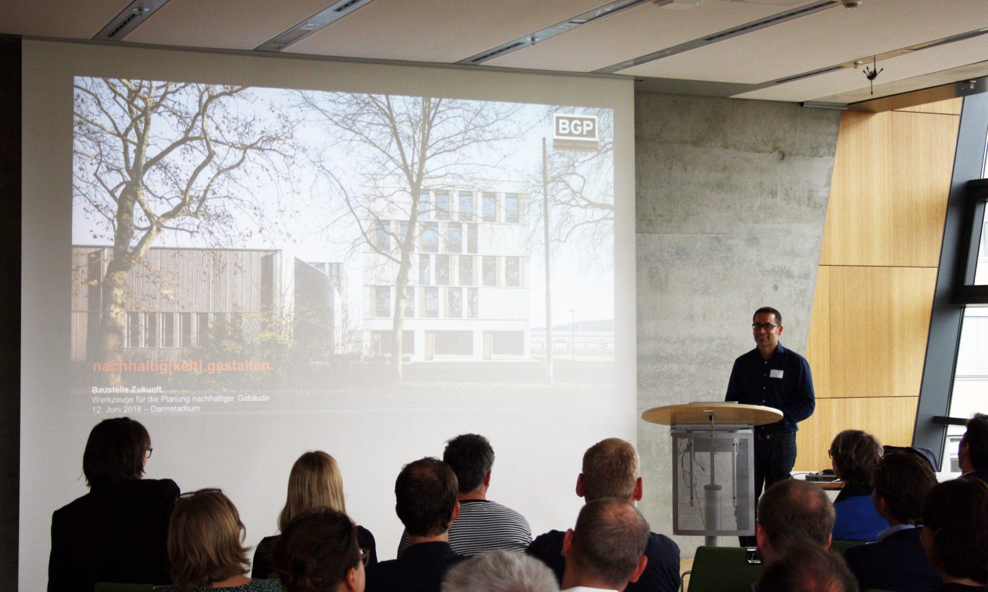 Symposium Baustelle Zukunft